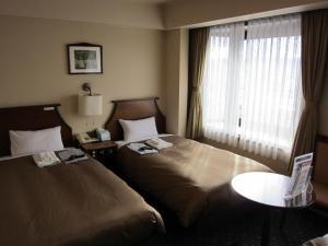Hotel New Station, Отели эконом-класса  Мацумото - big - 19