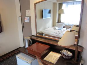 Hotel New Station, Отели эконом-класса  Мацумото - big - 21