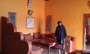 Chez Belkecem, Hostince  Merzouga - big - 93