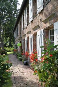 Chambres d'hôtes Manoir du Buquet, Bed & Breakfast  Honfleur - big - 62