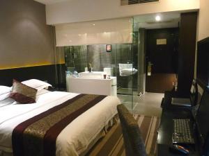 Nantong Jinling Huaqiao Hotel, Hotels  Nantong - big - 6