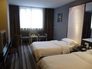 Nantong Jinling Huaqiao Hotel, Hotels  Nantong - big - 3