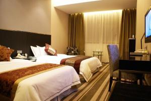 Nantong Jinling Huaqiao Hotel, Hotel  Nantong - big - 4