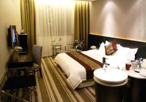 Nantong Jinling Huaqiao Hotel, Hotel  Nantong - big - 5
