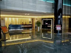 Nantong Jinling Huaqiao Hotel, Hotel  Nantong - big - 8