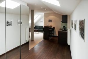Boardinghouse Bielefeld, Aparthotely  Bielefeld - big - 14