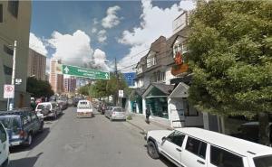 A Place in the Sky, Ferienwohnungen  La Paz - big - 14