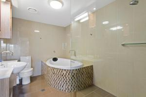 CBD Executive Apartments, Aparthotels  Rockhampton - big - 5