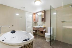 CBD Executive Apartments, Aparthotels  Rockhampton - big - 31