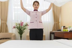 TTC Hotel Deluxe Saigon, Hotely  Ho Či Minovo Město - big - 15
