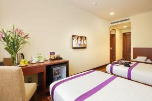 TTC Hotel Deluxe Saigon, Hotely  Ho Či Minovo Město - big - 14