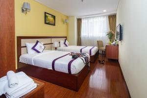 TTC Hotel Deluxe Saigon, Hotely  Ho Či Minovo Město - big - 12