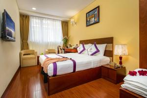 TTC Hotel Deluxe Saigon, Hotely  Ho Či Minovo Město - big - 10
