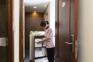 TTC Hotel Deluxe Saigon, Hotely  Ho Či Minovo Město - big - 4