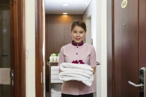 TTC Hotel Deluxe Saigon, Hotely  Ho Či Minovo Město - big - 3
