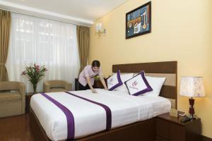 TTC Hotel Deluxe Saigon, Hotely  Ho Či Minovo Město - big - 28