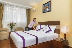 TTC Hotel Deluxe Saigon, Hotely  Ho Či Minovo Město - big - 27