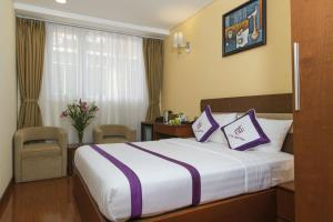 TTC Hotel Deluxe Saigon, Hotely  Ho Či Minovo Město - big - 26