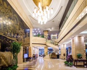 Shanshui Hotel, Hotels  Nanjing - big - 39