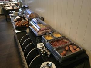 Belgische Loodsensociëteit, Hotels  Vlissingen - big - 61