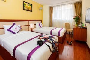 TTC Hotel Deluxe Saigon, Hotely  Ho Či Minovo Město - big - 24