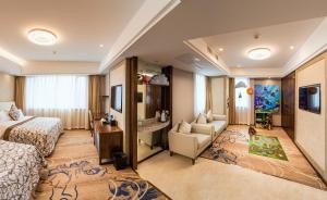 Shanshui Hotel, Hotels  Nanjing - big - 11