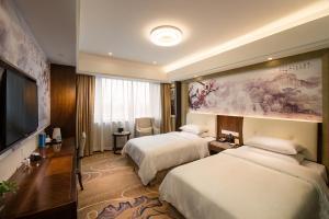 Shanshui Hotel, Hotels  Nanjing - big - 34