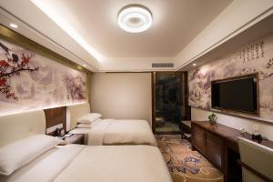 Shanshui Hotel, Hotels  Nanjing - big - 15