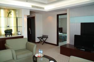 Shanshui Hotel, Hotels  Nanjing - big - 35