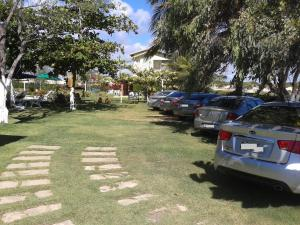 Vila Verde Chalés, Гостевые дома  Estância - big - 27