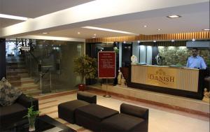 Hotel Daanish Residency, Отели  Нью-Дели - big - 54