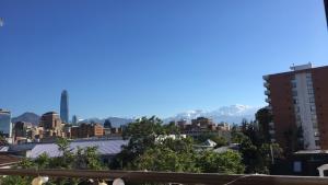 Departamento Andes View Santiago, Apartments  Santiago - big - 1