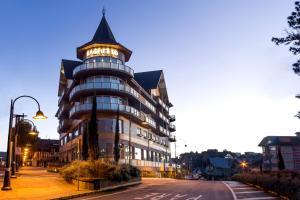 Hotel Laghetto Pedras Altas, Отели  Грамаду - big - 20