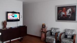 Apartamento cerca al Malecon, Appartamenti  Lima - big - 10