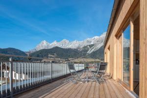 Rittis Alpin Chalets Dachstein, Aparthotels  Ramsau am Dachstein - big - 8