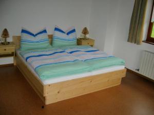 Haus Bergblick, Apartmanok  Ehrwald - big - 14