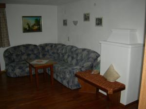 Haus Bergblick, Apartmanok  Ehrwald - big - 13
