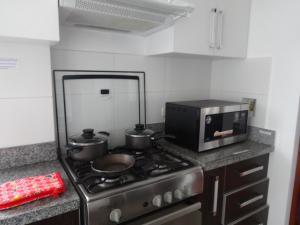 Tacna apartament, Apartmanok  Lima - big - 8