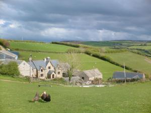 Coombe Farm, Bed and Breakfasts  Lynton - big - 9