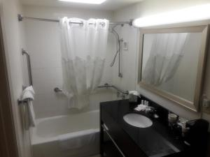 Deluxe Double Room with Two Double Beds - Disability Access - Smoking