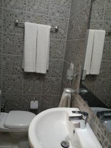 Hotel Bujtina e Bardhe, Hotel  Korçë - big - 24