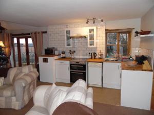 Primrose Cottage, Dovolenkové domy  North Petherwin - big - 5