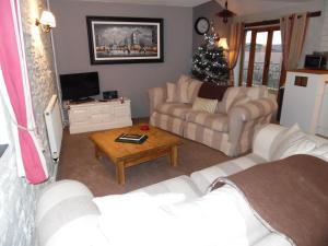 Primrose Cottage, Dovolenkové domy  North Petherwin - big - 6
