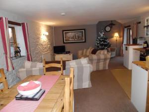Primrose Cottage, Dovolenkové domy  North Petherwin - big - 7