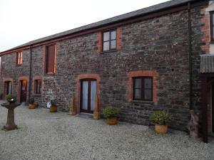 Primrose Cottage, Dovolenkové domy  North Petherwin - big - 9