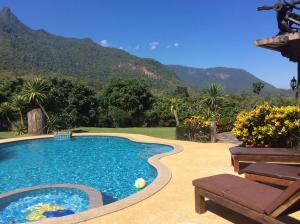 Magnificent Mountain View Retreat, Dovolenkové domy  Chiang Dao - big - 27