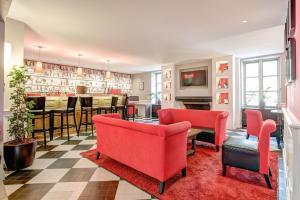 Les Maritonnes Parc & Vignoble, Hotel  Romanèche-Thorins - big - 50