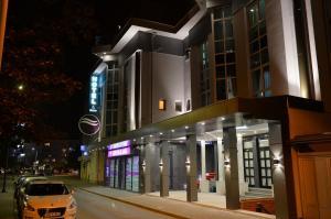 Hotel ŠICO, Hotel  Bijeljina - big - 56