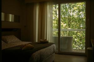 Hotel Saraceno, Отели  Морской Милан - big - 33