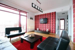 Red Apartment Sibiu